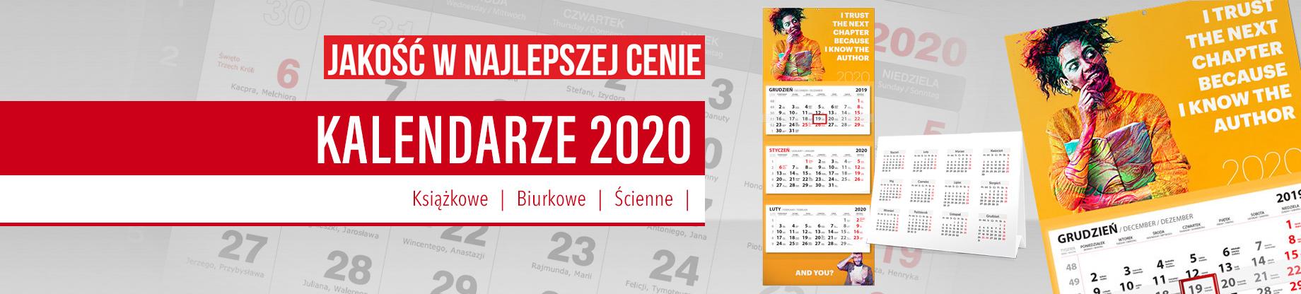 KALENDRZE 2020